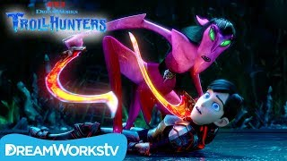 Escape from the Darklands | TROLLHUNTERS