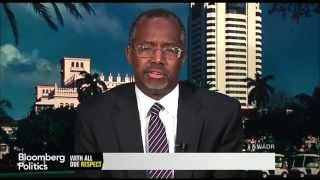 Ben Carson on Ferguson, Racial Profiling
