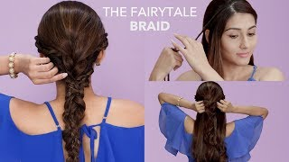 The Fairytale Braid | Boho Hairstyles For Medium Hair!