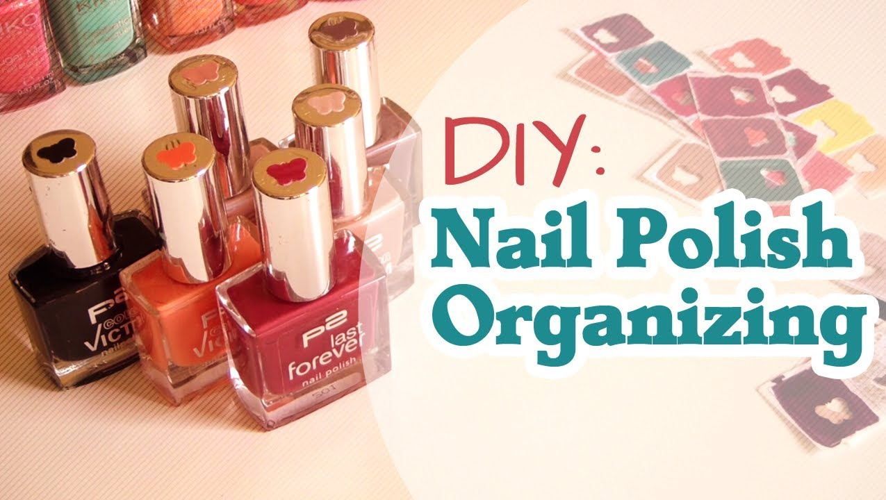 how to keep air out of nail polish