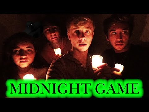 THE MIDNIGHT GAME IS BACK  3 AM CHALLENGE the return