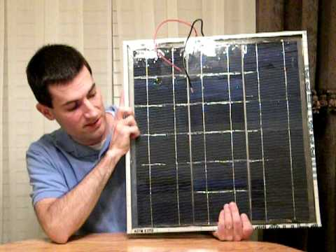 My new all glass design for my diy solar panel series youtube solutioingenieria