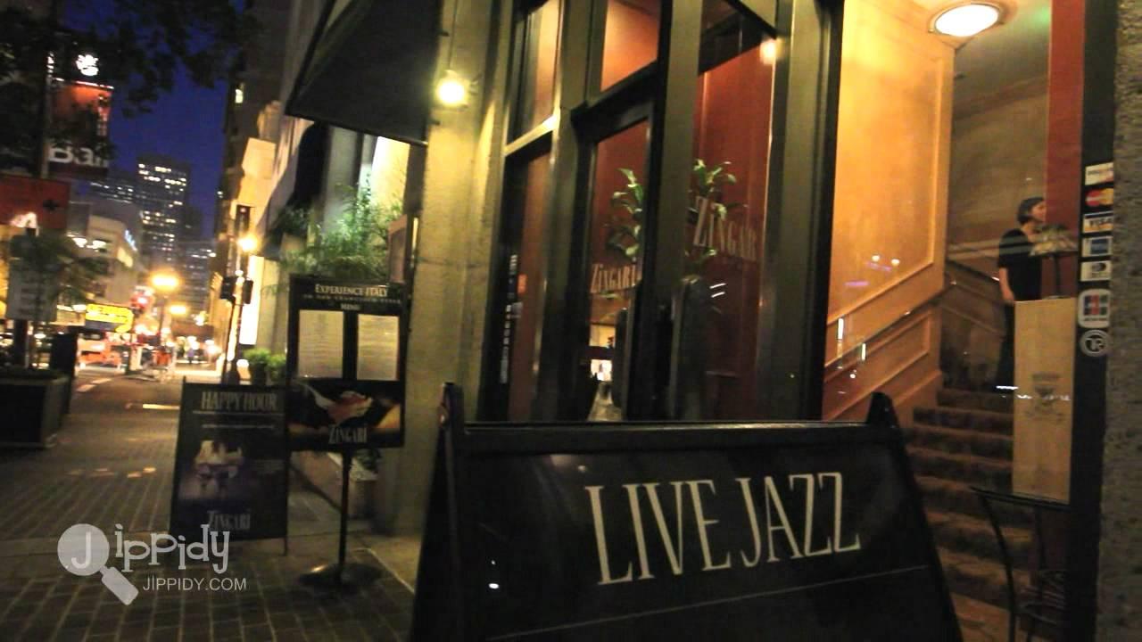 Jazz Cafe In San Francisco