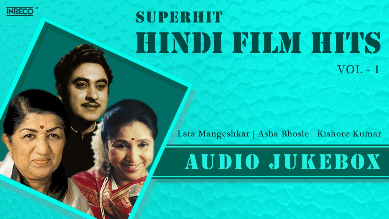 Old hindi classics by legends:asha, lata & kishore for android.