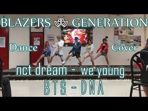 [BG] KPOP at Lindhurst High School: NCT DREAM (엔시티 드림) - We Young / BTS (방탄소년단) - DNA