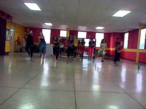 Street Jazz  Coreografia Practica  Hecha por richard castellano