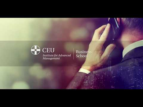 Executive Development Program (EDP) - Youtube frame