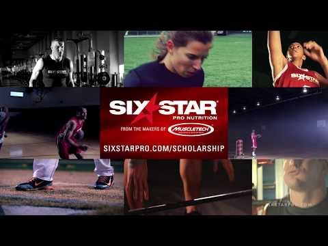 """Video: Leading Sports Nutrition Brand, Six Star Pro Nutrition®, announces Winners of the First Annual """"Greatness Is Earned"""" National Scholarship Award"""