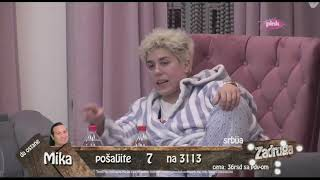 Zadruga 2   Ana O Aleksandri   09.12.2018.