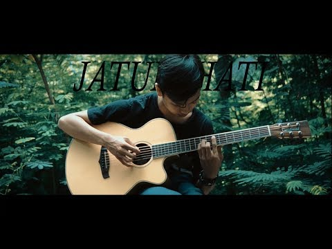 Raisa - Jatuh Hati [ Fingerstyle guitar cover by Pipo Juventino]