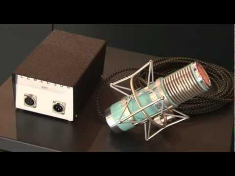 Microphone LEWILSON 247C (Home Studio)
