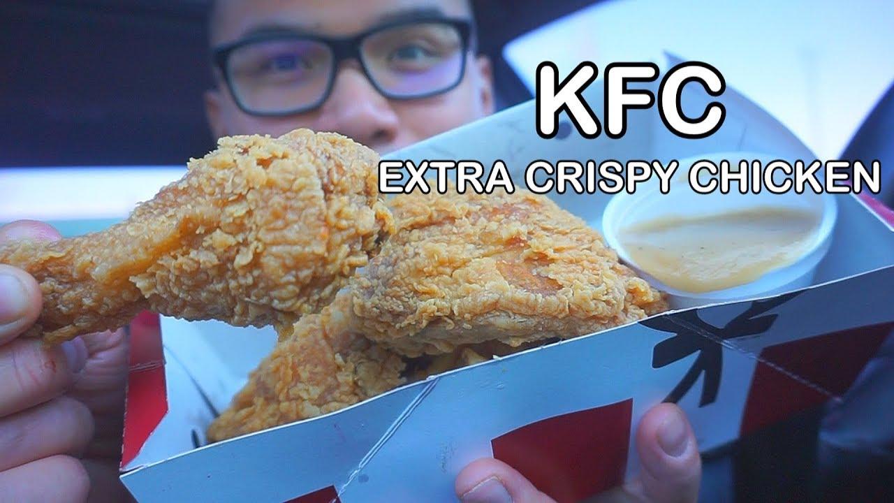 KFC - EXTRA CRISPY FRI...