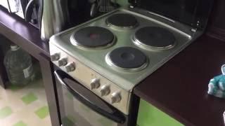 Обзор электрической недо плиты Hansa FCEX54140