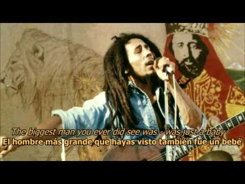 Coming in from the cold - Bob Marley (LYRICS/LETRA)