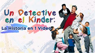 Un detective en el Kinder: La Historia en 1 Video