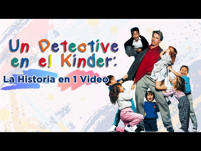 Un detective en el Kinder: La Historia en 1 Video