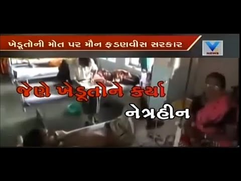 Maharashtra: Harmful insecticide snatching away lives of farmers in Yavatmal | Vtv News