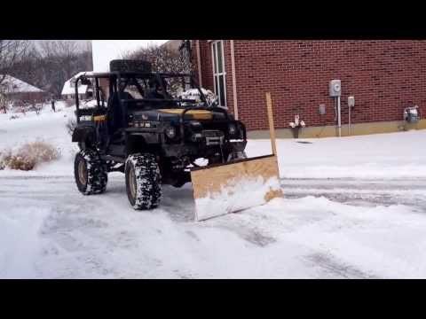 homemade plywood truck plow 2 Doovi