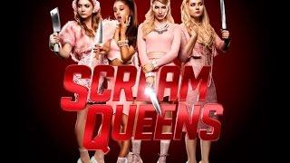 Королевы крика 1 сезон / Scream Queens - русский трейлер (2015)