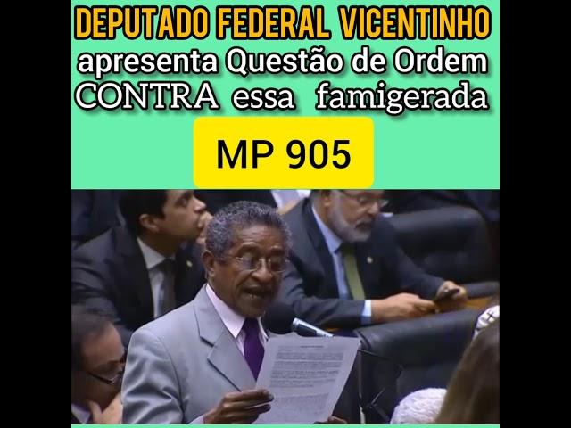 CONTRA ESSA FAMIGERADA MP 905