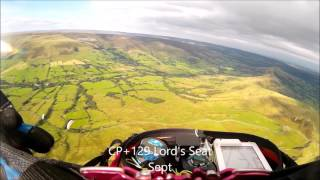 2016 Learning to Paraglide Beginner to Pilot