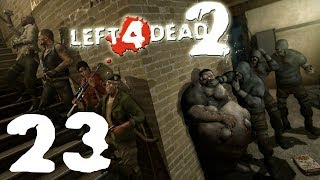 Left 4 Dead 2 | Online Gameplay | Ep. 23: Versus (No Commentary)