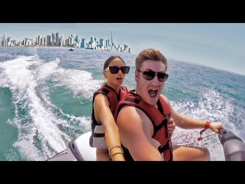 JET SKI MADNESS IN DUBAI