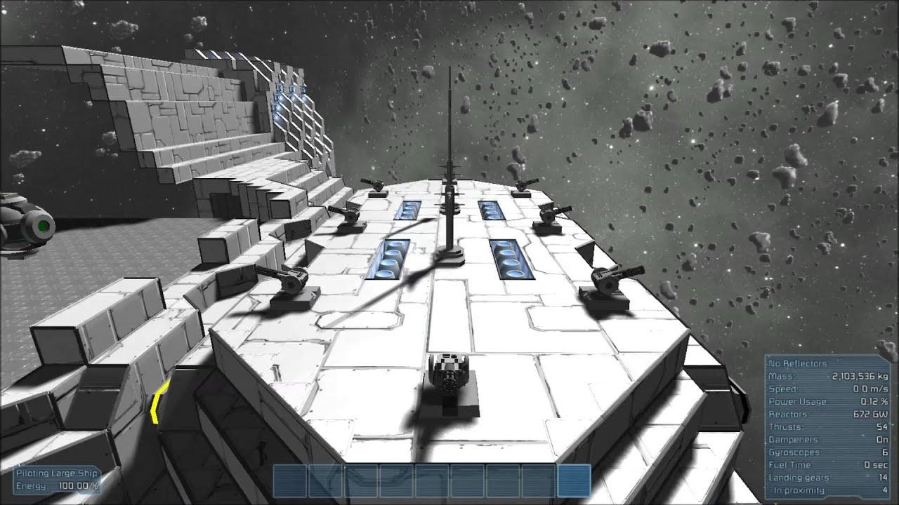space engineers cargo ship - photo #19