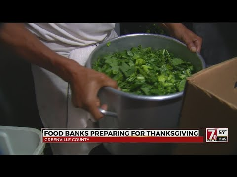 Upstate Relief Agencies See Huge Holiday Demand