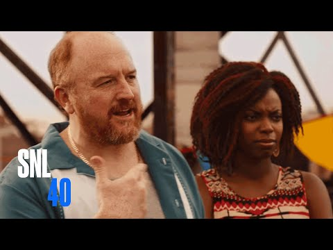 Thumbnail: Cut for Time: Rooftop Party - SNL