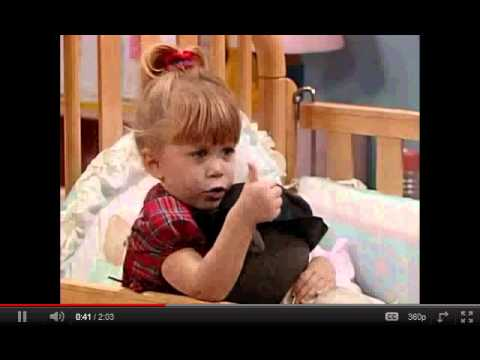 michelle tanner you got it dude full house youtube