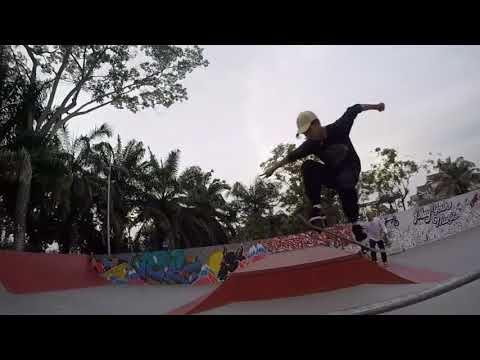 Pekanbaru Skateboarding
