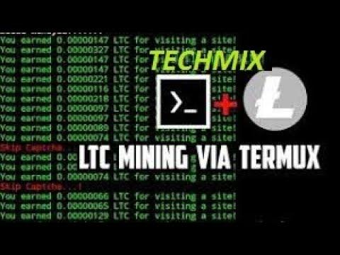 kaip prekiauti bitcoin for litecoin ant coinbazės