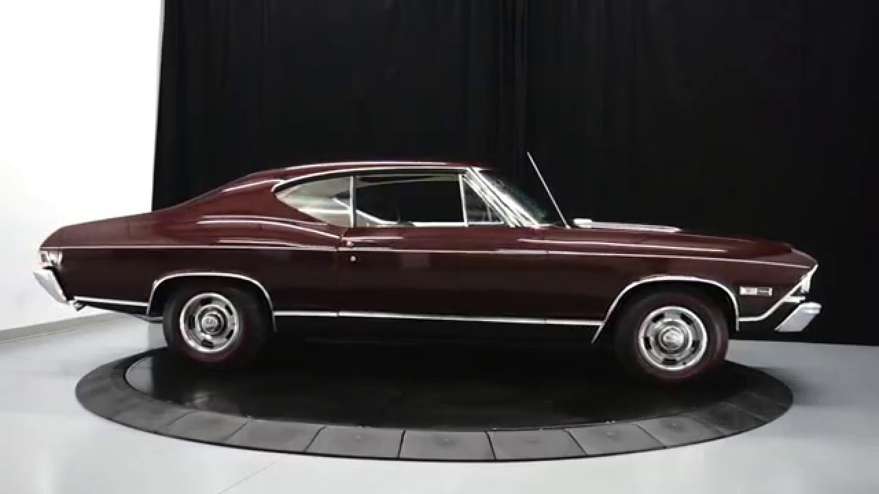 2016 Chevelle Ss >> Sold: 1968 Chevelle SS 396 Presented by EmotiveDirect.com ...