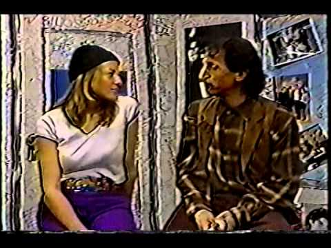 Jewel on the Rock Rap show in New York City - February 14, 1995