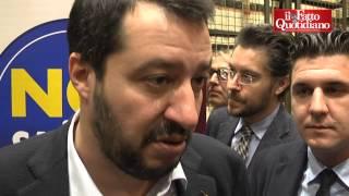 """Lega Nord, Salvini presenta 'Noi con Salvini': """"Non siamo una ricicleria"""""""