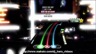 DJ Hero - Expert Mode - My Name Is vs. Loser