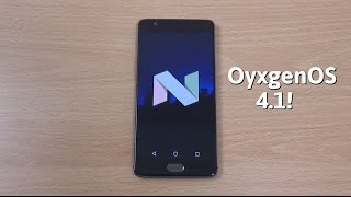 OnePlus 3T OxygenOS 4.1 Android 7.1.1 Nougat - Review!