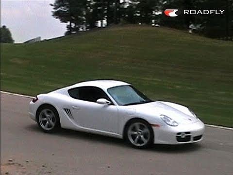 Roadfly.com - 2008 Porsche Cayman
