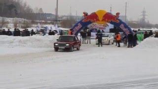 Авто-Леди 2011 на льду оз.Алебашево