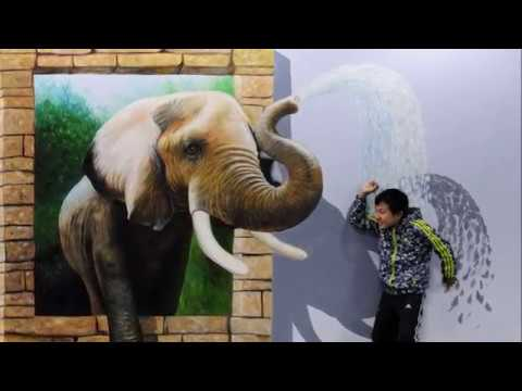 Amazing 3D Street Art | Illusions That Will Blow Your Mind