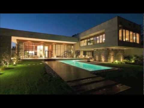 Modern house in Iran