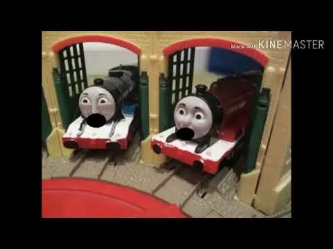 Thomas The Tank Engine In A Nutshell #2?? (idk)