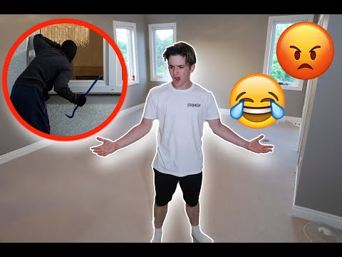 Home Robbery Prank Gone Too Far (Stromedy Freaked Out)