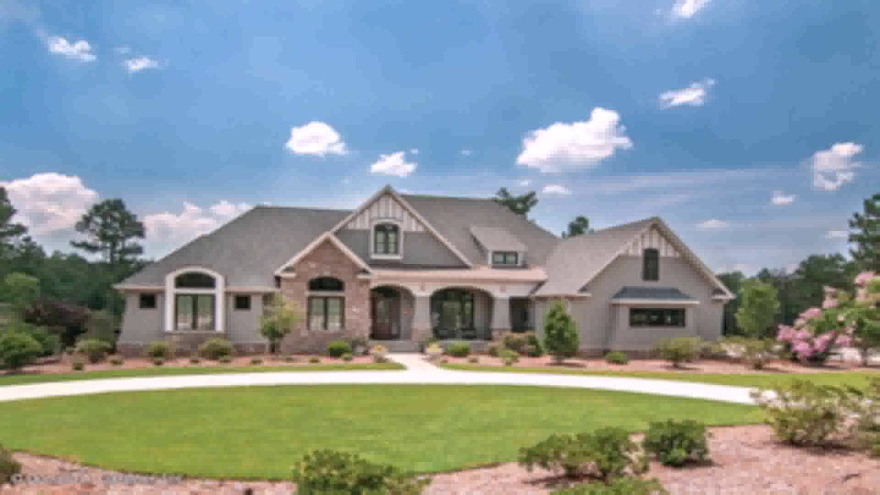 Ranch style house plans 3000 sq ft youtube for Floor plans for 3000 sq ft homes