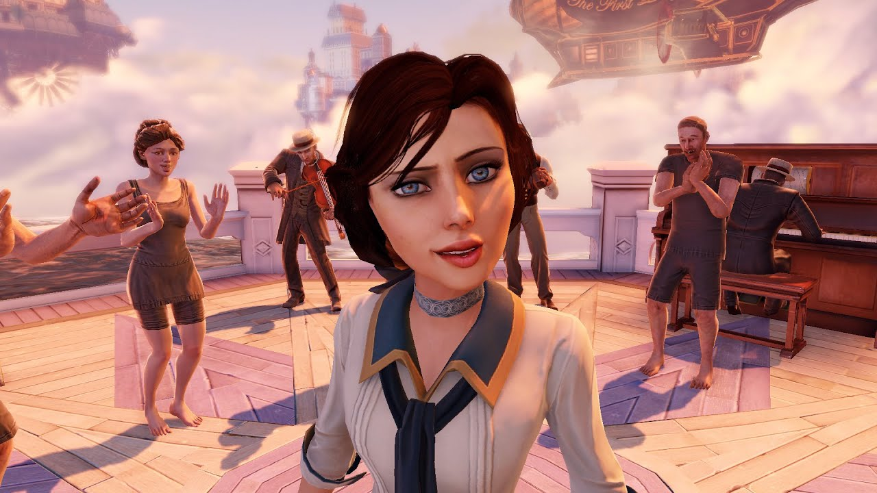 Elizabeth bioshock hot nude what?