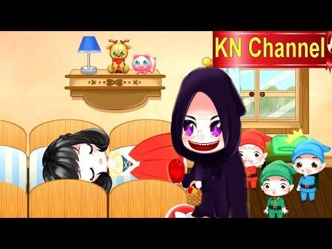 BẠCH TUYẾT VÀ 7 CHÚ LÙN | TRUYỆN CỔ TÍCH THIẾU NHI | Trò chơi KN Channel
