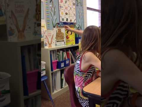 Weikle- small group reading lesson
