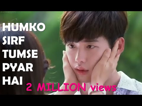 HUMKO SIRF TUMSE PYAR HAI song || Video Cover || Korean Mix