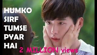 HUMKO SIRF TUMSE PYAR HAI song || Video Cover || Korean Mix